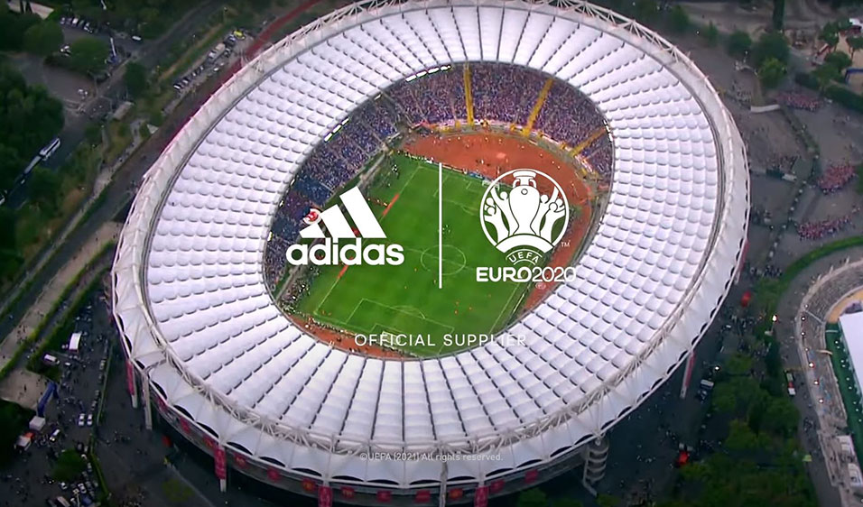Adidas UEFA Euro 2020 - Impossible is nothing ad campaign